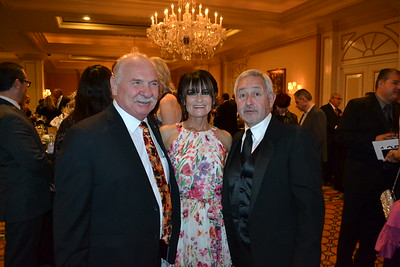 Tom and Janet Moran with Rudy Trujillo