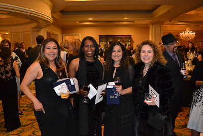 Adela Ramirez, Renee Monroe, Lizette Sanchez-Delgado and Elizabeth Urbiola-Padgett