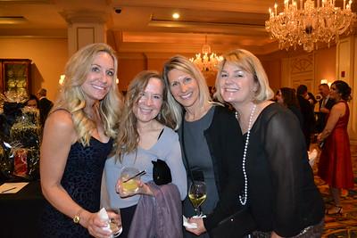 Kelly Finney, Laurie Balog, Susan Kerner and Alison Davitt