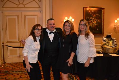 Liz Perez, Rick and Heather Dinger, and Cathleen Terrazas