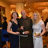 Charlotte Stratz, Father Tony Marti and Michelle McGoldrick
