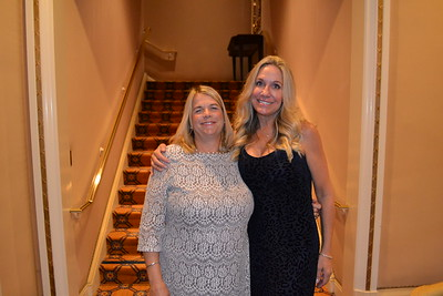 Helen Lund and Kelly Finney