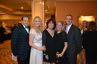 Brian and Michelle McGoldrick, Holly Heydorff, and Kim and Greg Murphy