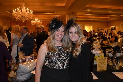 Mindy Dwyer and Rebecca Gilbert