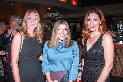 Pam Johnson, Sandra Belloso and Chelby Crawford