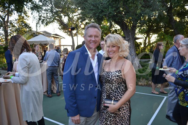 Jeff Michael and Kristina Mitchell