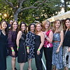 Sharon Lin, Toni Morrissey, Clare Cavanaugh, Michele Ashamalla, Lena Waldheim, Megan Browne, Paige Hobey and Jennifer Bunt