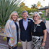 County Supervisor Kathryn Barger, board member Richard Fink and AbilityFirst CEO Lori Gangemi