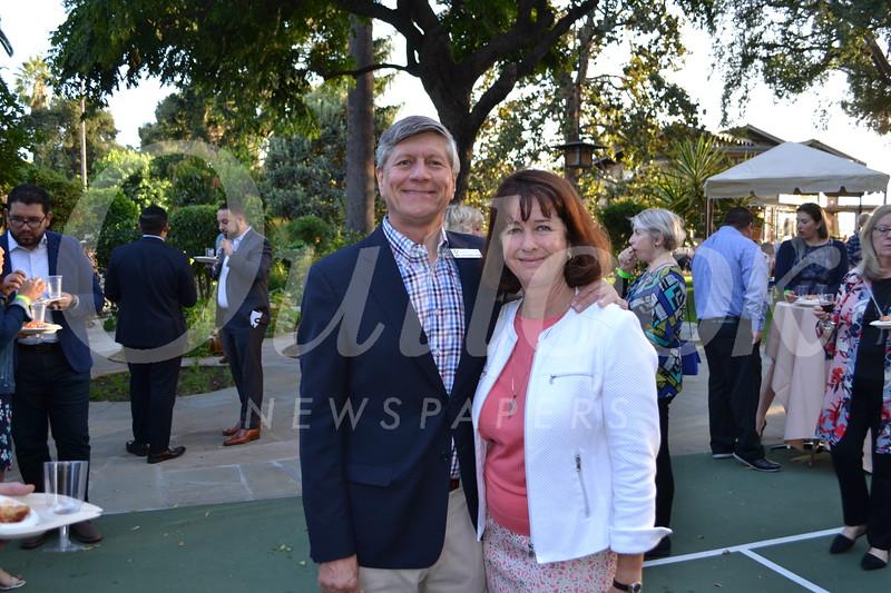 Richard Frank and Kathleen Schaefer