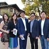Kelly Ke, Renee Chang, Hyung Kim, James Lin and Roger Huang