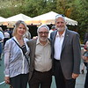 Jennie Manders, Barry Gordon and Alan Dias