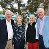 Jack and Charlene Liebau with Karen and Tom Capehart
