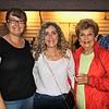 Justene Pierce, Caroline Diver and Helen Franke