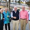 Jud Roberts, Linda and John Seiter, Edward Garlock and Mike Bryant