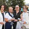 Jessica Korzenecki, Lois Madison, Cathie Partridge and Kate Dwyer