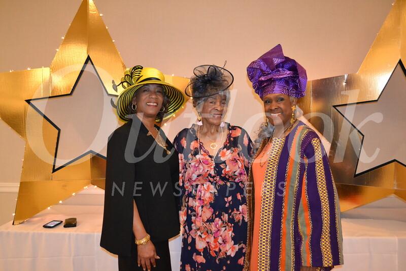 Kimalica Guynes, Liz Grubbs and Margaret Bush-Ware