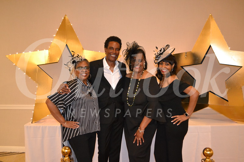 Janice Settle, David Alexander, Diane Scott and Alecia Williams