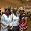 Lynette Burke, Scottie Johnson and Dee Smith Gibson