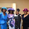 Cleola Gavalas, Dorothy Greene, Rose Marie Toliver and Betty Betts-Turner