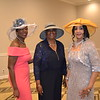 Yolanda Oliver, Debra Qurtman and Jewell Milloy