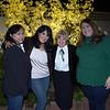 Toni Mazaros, Irma Martel-Campos, Aileen La Corte and Linda Hernandez