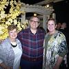 Robin McCarthy, John Pennington and Dawn Hughes
