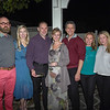 Matt and Erin Sloan, Tim and Lauryn Divers, Bill and Sharon Pevsner, and Nysha Dahlgren