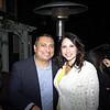 Richard Vasquez and Eliza Gonzalez