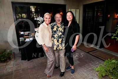 6 Liz Rusnak Arizmendi, Judge Lance Ito and Vivian Chan