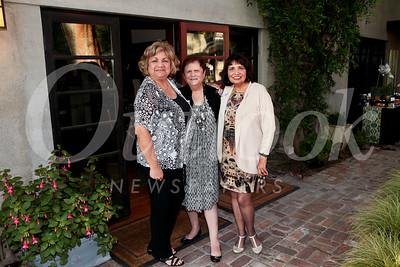11 Cynthia Vant Hul, Bette Jameson and Yvonne Rosas Petty