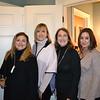 Jill Fosselman, Diane Hatfield, Suzanne Hart and Annelise Dachel