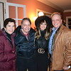 Beverly Marksbury, Monte Overstreet, Paula Testa and John Cole