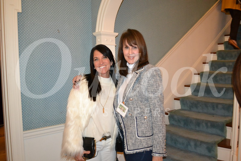 Sherrie Black and Kim Collins