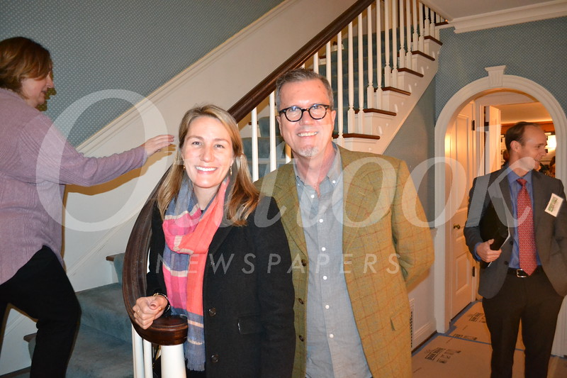 Cindy Nuccio and Gary Dye