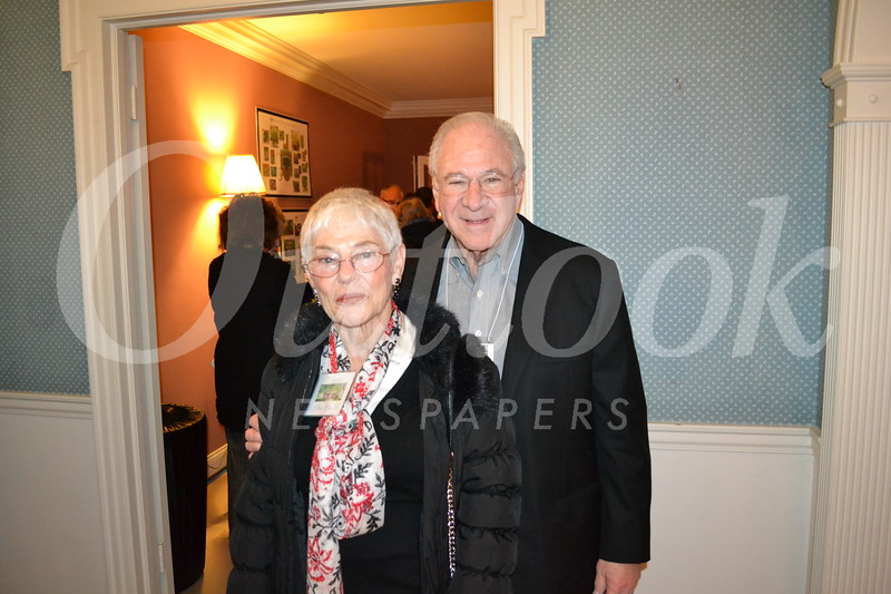 Ellen and Harvey Knell