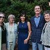 Nancy Carlton, Margret Page, Diana and Joe Eisele, and Debbie Andersen