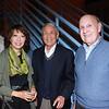 Connie Jue, Bob Joe and Arnold Siegel