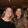 Kristin Harrison and Dr. Sushma Adarkar