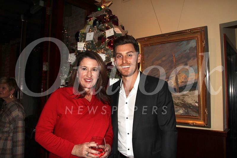 Jeannie Garr Roddy and Macy Lucarelli