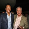 Brent Chang and Chuck Livingstone