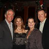 Gregg Smith and Chelby Crawford with Lisa and Jay Dick