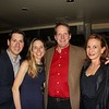 Anthony and Dr. Kristen Cannizzo with Dr. Ken and Maggie Sabbag