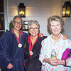 Scott and Carolyn Siegal with Sandy Stadtler