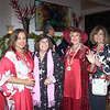 Tina Nieves, Rita Flynn, Elizabeth Berry and Clara Igonda