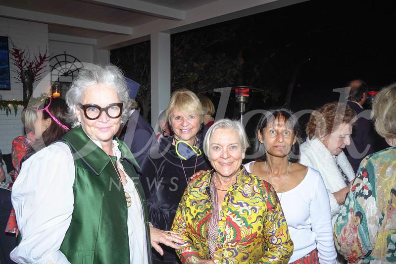 Georgina Whitford, Carol Econn, Leslie Prussia and Chandra King