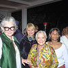 Georgina Whitford, Carol Econn, Leslie Prussia and Chandra King