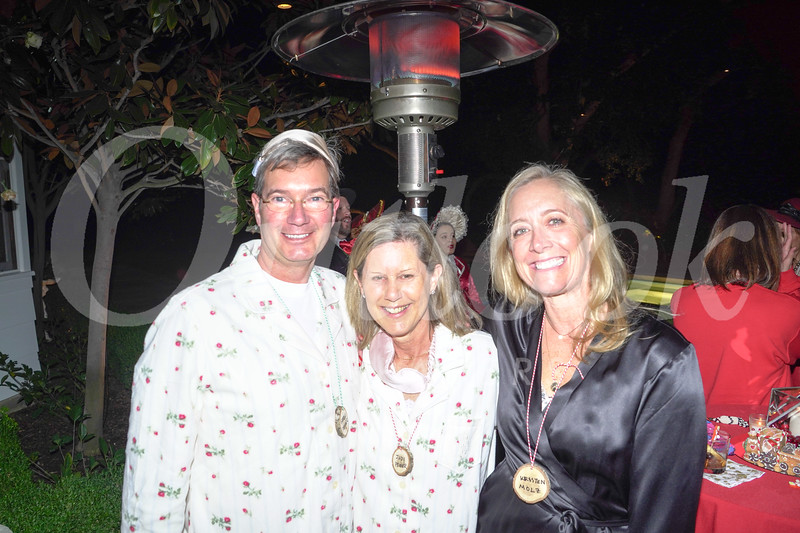 George and Judy Penner with Kirsten Molz