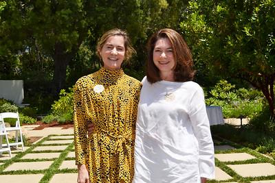 Lizzie Salvati and Annie Brose