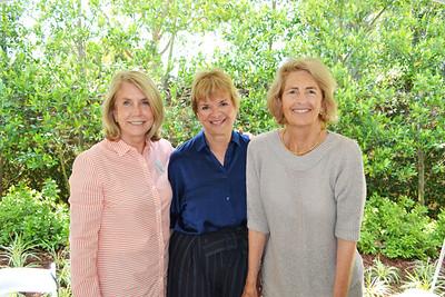 Diane Whittenberg, Carol Econn and Barbara Bishop