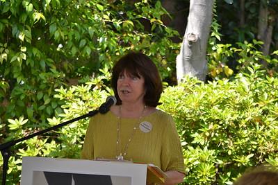 Impact Award chair Mary Alwxander